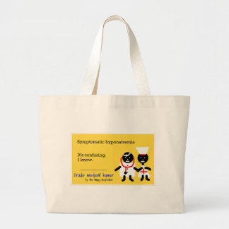 Medical Humor Tote Bags