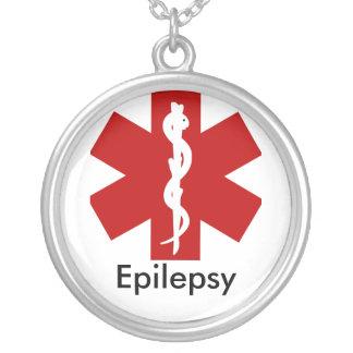 Medical ID Alert Necklace - Epilepsy