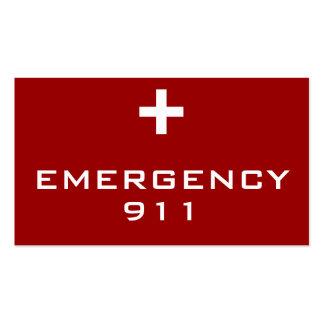Medical ID Emergency Cards