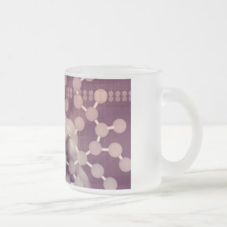 Medical Innovation in Healthcare Industry Frosted Glass Coffee Mug