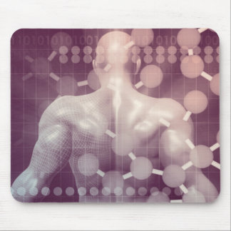 Medical Innovation in Healthcare Industry Mouse Pad