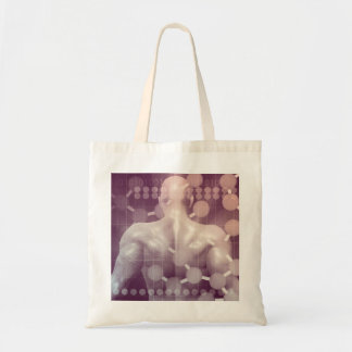 Medical Innovation in Healthcare Industry Tote Bag