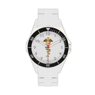 Medical Insignia Wristwatches