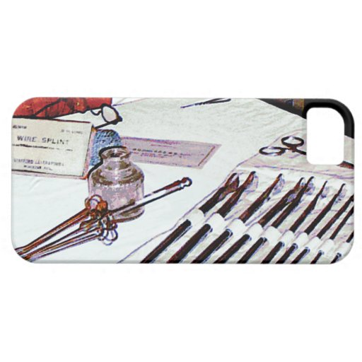 Medical Instruments iPhone 5 Case
