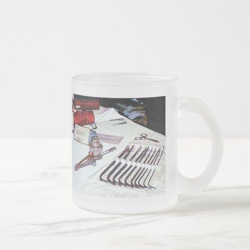 Medical Instruments Mug