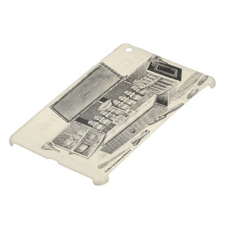 Medical kit case for the iPad mini