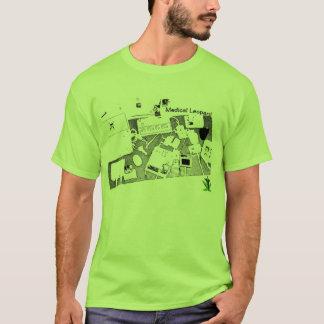 Medical Leopard - Ghetto Technics Negative T-Shirt