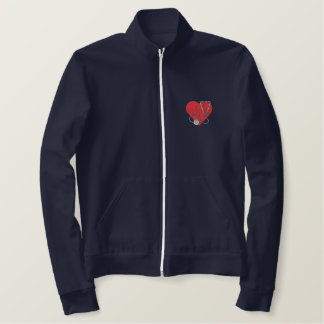 Medical Logo Embroidered Jacket