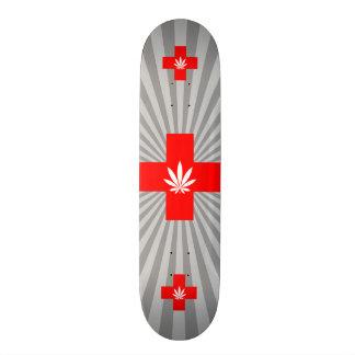medical marijuana skateboard