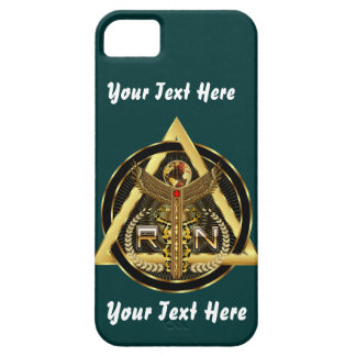 Medical Nurse Logo Universal VIEW ABOUT Design iPhone SE/5/5s Case