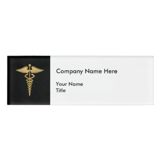 Medical Office Staff Name Badges