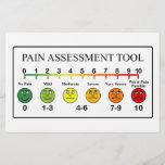 "Medical Pain Assessment Tool Chart<br><div class=""desc"">Medical Pain Assessment Tool Chart</div>"