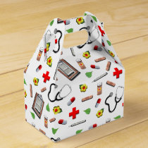 Medical Party Favor Box