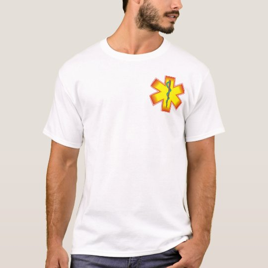 Medical Patch Logo T-Shirt