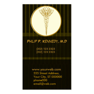 Medical Practice With Appoitment Business Cards