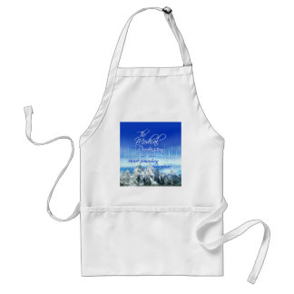 Medical Profession is a Heart-pounding Adventure Adult Apron