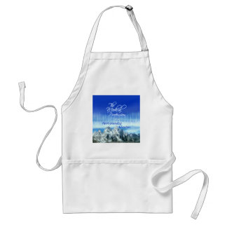 Medical Profession is an Adventure_Heartbeat & Mou Adult Apron