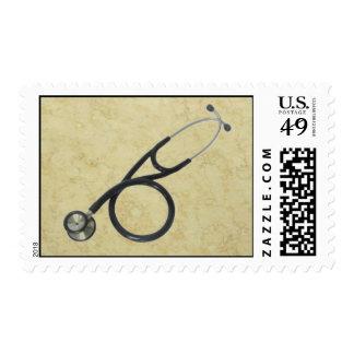 Medical Profession Postage Stamp