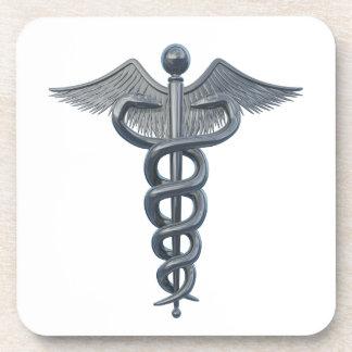 Medical Profession Symbol Coaster