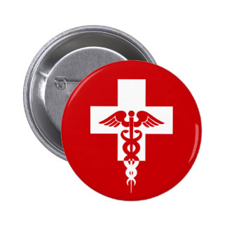 Medical Professional button