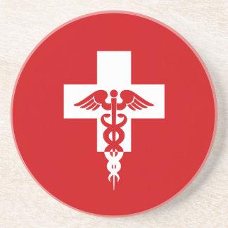 Medical Professional coaster, customizable Coaster