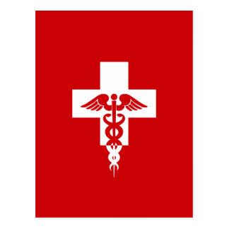 Medical Professional postcard - customize
