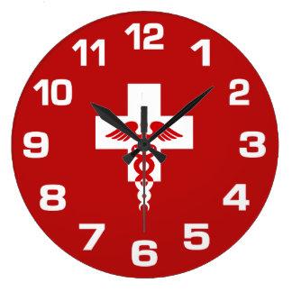Medical Professional wall clock
