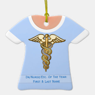 Medical Professionals Ornament (Personalized)