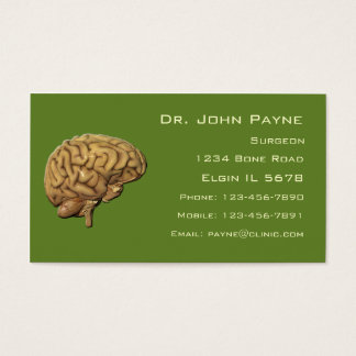 Medical Profile Card