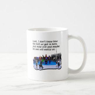 Medical - Psychiatry - Elephants Coffee Mug