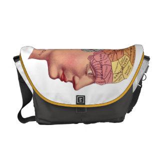 Medical Psychology Brain Bag Courier Bags