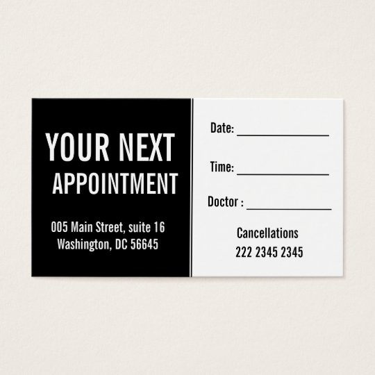 Medical Psysicians Hospital Patient Ointment Business Card
