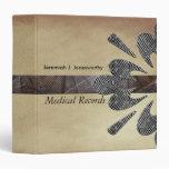 Medical Records Avery Binder