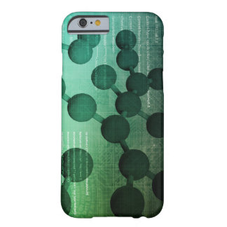 Medical Research and Corporate Technology As Art Barely There iPhone 6 Case