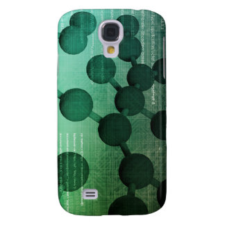 Medical Research and Corporate Technology As Art Galaxy S4 Case