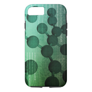Medical Research and Corporate Technology As Art iPhone 7 Case