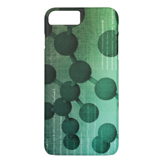 Medical Research and Corporate Technology As Art iPhone 7 Plus Case