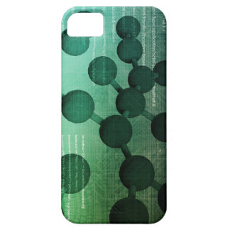 Medical Research and Corporate Technology As Art iPhone SE/5/5s Case