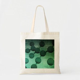 Medical Research and Corporate Technology As Art Tote Bag
