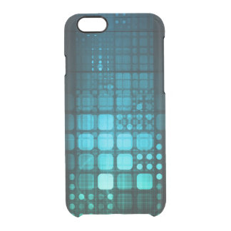 Medical Research and Corporate Technology Clear iPhone 6/6S Case