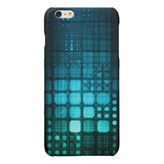 Medical Research and Corporate Technology Glossy iPhone 6 Plus Case