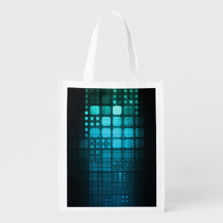 Medical Research and Corporate Technology Grocery Bag