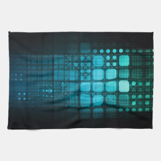 Medical Research and Corporate Technology Kitchen Towels
