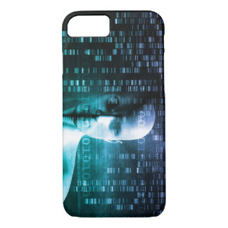 Medical Research in Genetics and DNA Science iPhone 7 Case