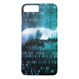 Medical Research in Genetics and DNA Science iPhone 7 Plus Case