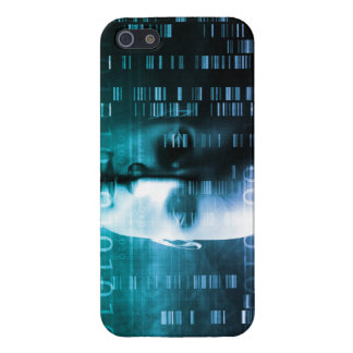 Medical Research in Genetics and DNA Science iPhone SE/5/5s Case