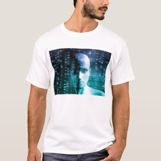 Medical Research in Genetics and DNA Science T-Shirt