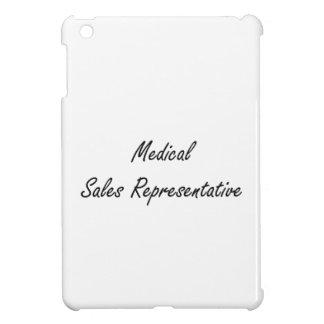 Medical Sales Representative Artistic Job Design Cover For The iPad Mini