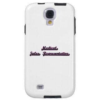 Medical Sales Representative Classic Job Design Galaxy S4 Case