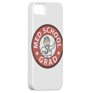 Medical School Grad (Male) iPhone 5 Covers